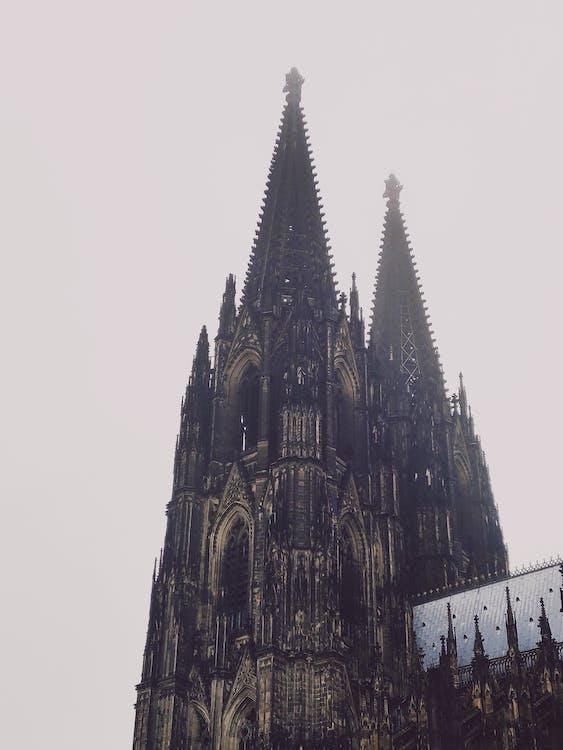 architektúra, budova, dóm