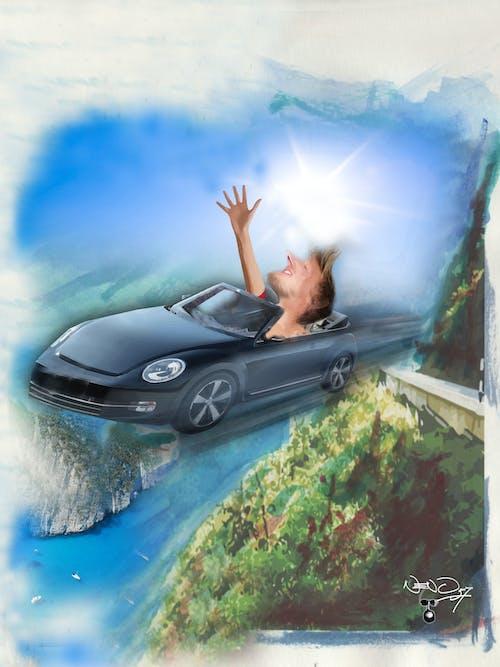 假日, 假期, 汽車 的 免費圖庫相片
