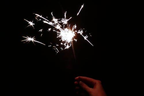 Free stock photo of light, new year's eve, night, night lights