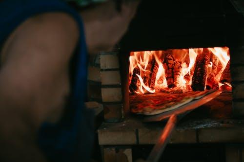 음식, 집에서 만든, 피자의 무료 스톡 사진