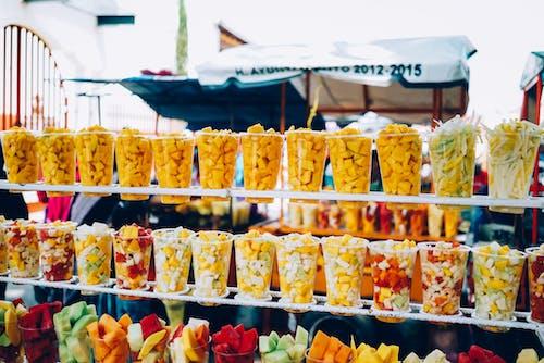 Ilmainen kuvapankkikuva tunnisteilla ale, hedelmäkoju, hedelmät, herkullista