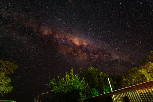 Free stock photo of astrophotography, milky way, night sky, stars