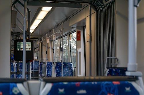 乘客, 交通系統, 公共交通工具, 室內 的 免費圖庫相片