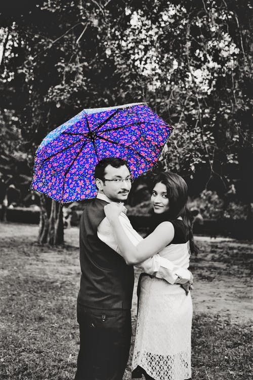 Free stock photo of asian couple, bengali couple, made for each other