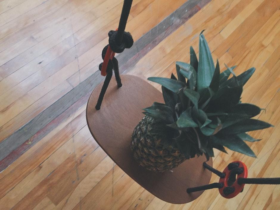 bamboo, board, decoration