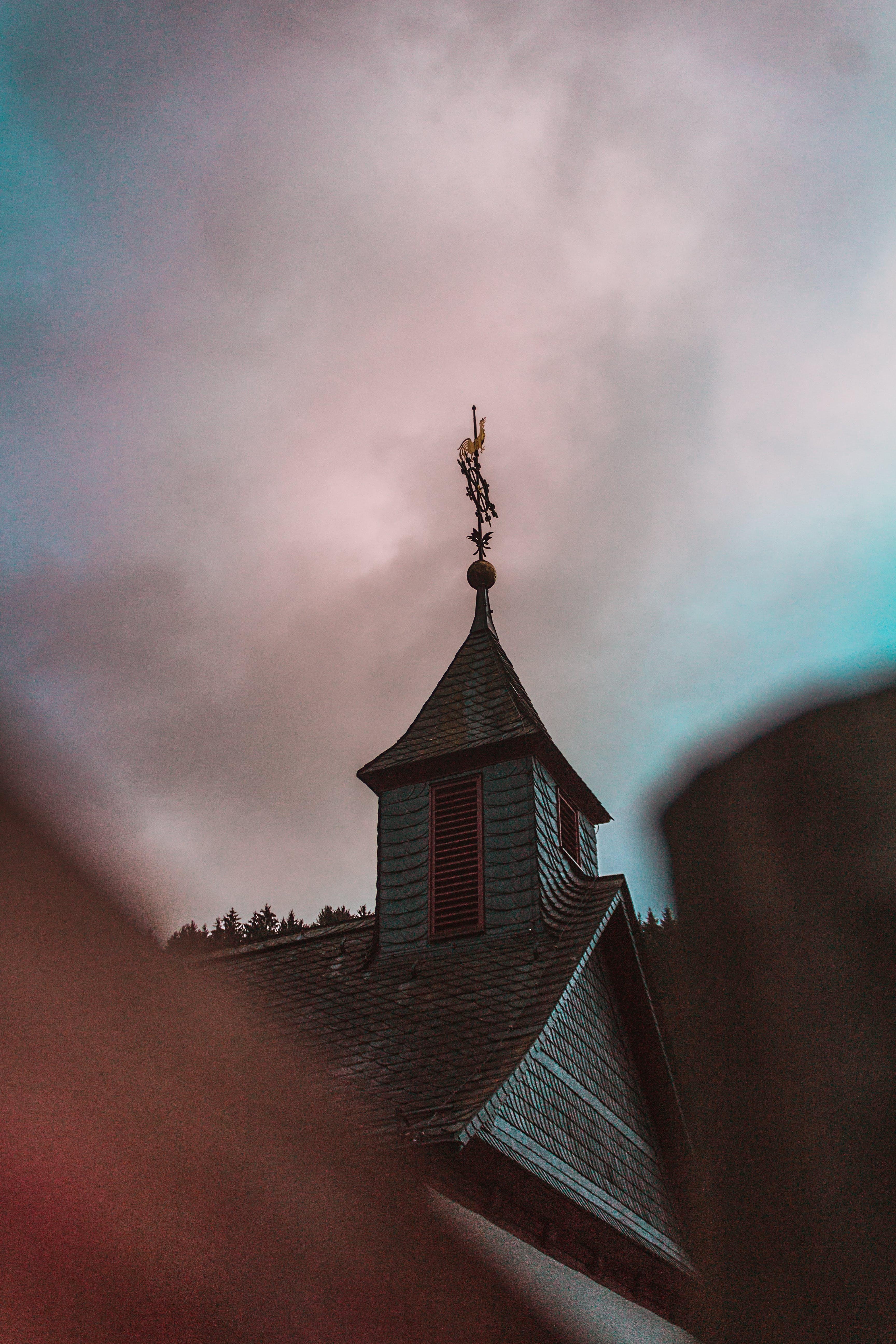 Foto profissional grátis de arquitetura, cênico, céu, céu azul