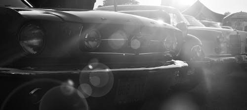 汽車, 汽車展覽會, 汽车事件, 燈光 的 免费素材照片