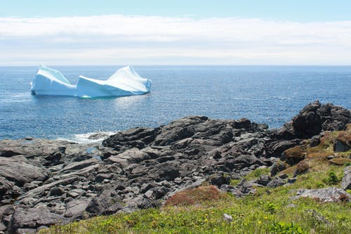 Základová fotografie zdarma na téma kanada, ledová kra, léto, newfoundland