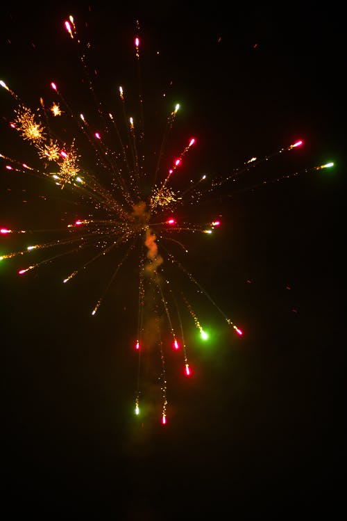 Free stock photo of firework, light, rocket