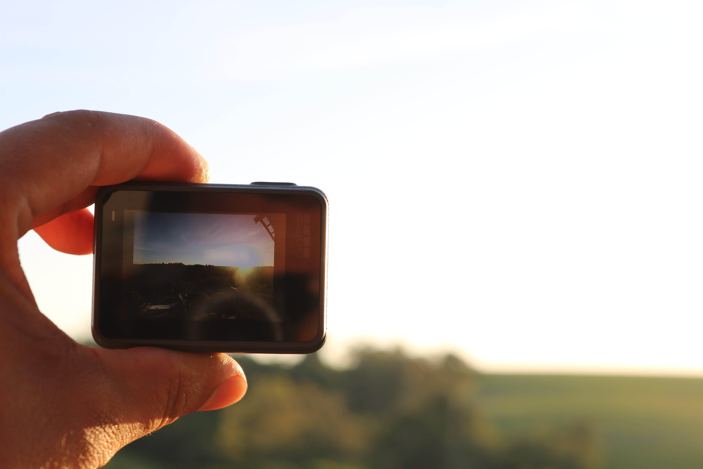 Free stock photo of gopro, land camera, landsape