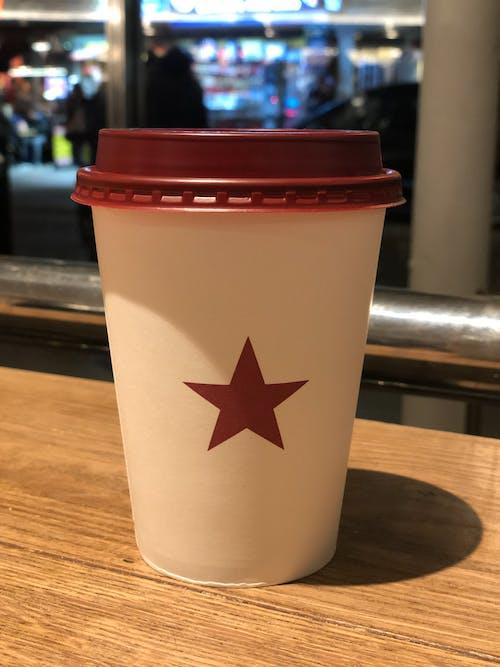 Foto stok gratis cangkir kopi