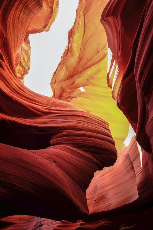 antilop kanyonu, araba yolculuğu, kara yolculuğu içeren Ücretsiz stok fotoğraf