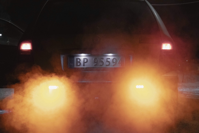 Free stock photo of car, smokey