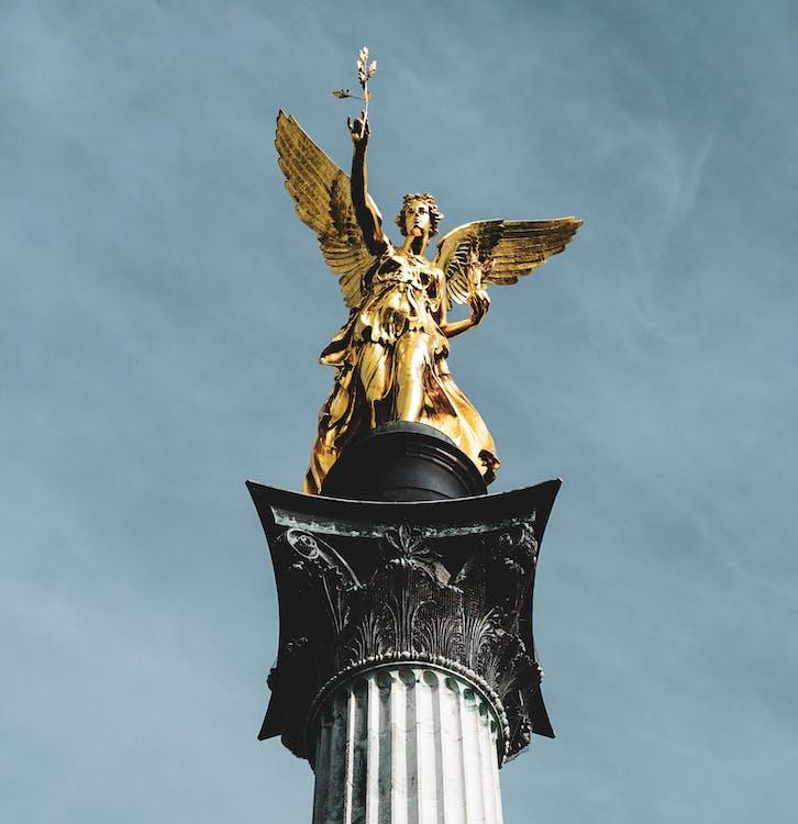 Alemania, ángel, angel de la paz