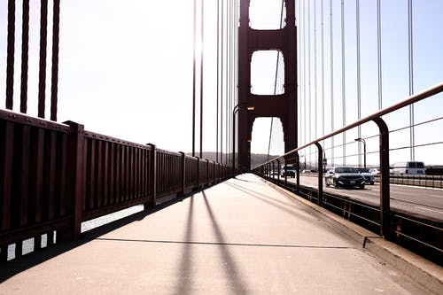 Gratis lagerfoto af golden gate bro, sanfrancisco