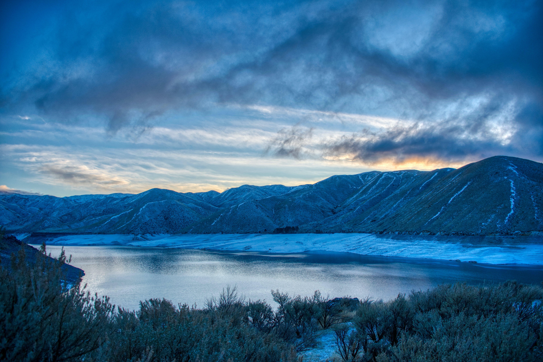 Kostenloses Stock Foto zu berge, fjord, landschaft, landschaftlich