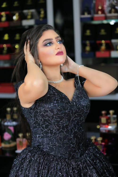 Gratis lagerfoto af fotomodel, makeup, model, øjenmakeup