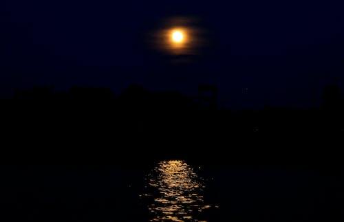 月圓 的 免費圖庫相片