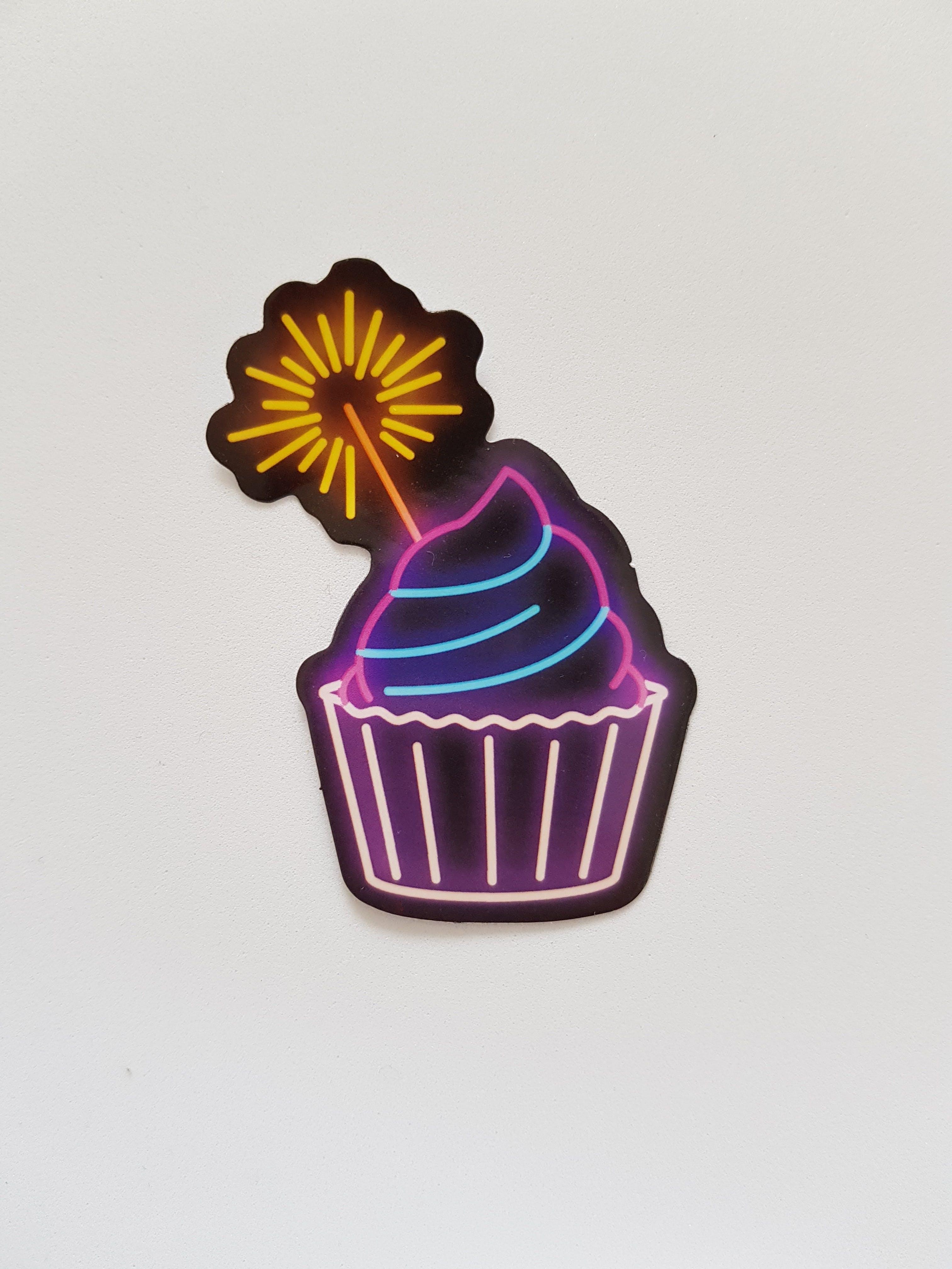Gratis lagerfoto af belyst, cupcake, design, illustration