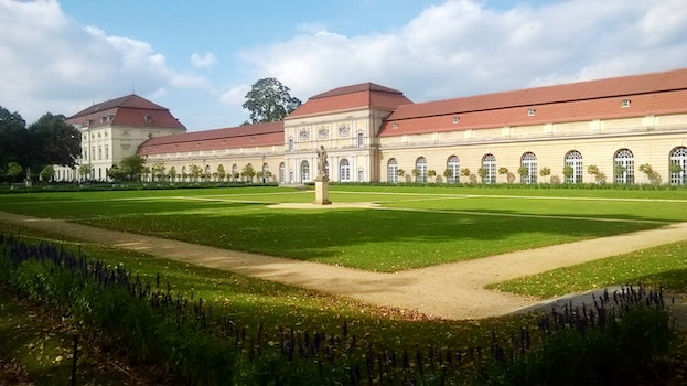 Free stock photo of park, castle, berlin, palace