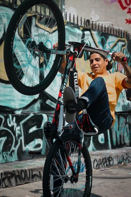 artimanhas, bicicleta, bmx