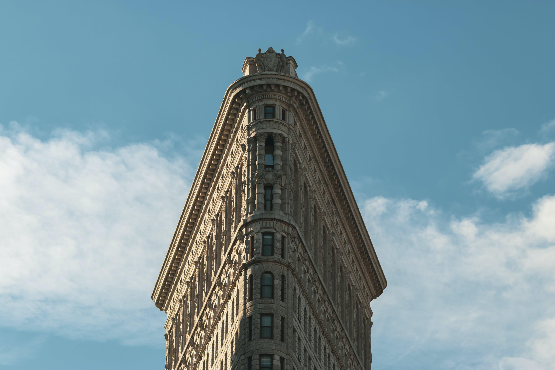 Imagine de stoc gratuită din arhitectură, clădire, Clădirea Flatiron, fier de călcat