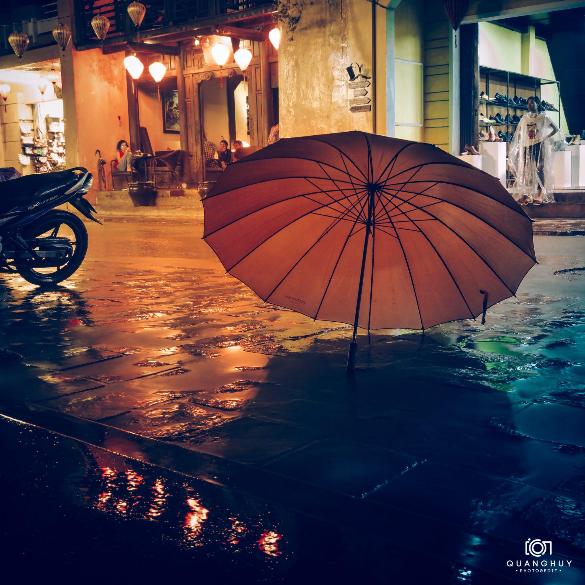 Free stock photo of hội an, lgg4, night, rain