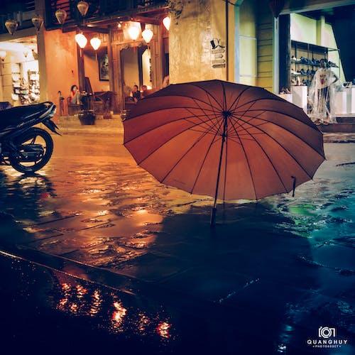 Foto d'estoc gratuïta de hội an, lgg4, nit, pluja