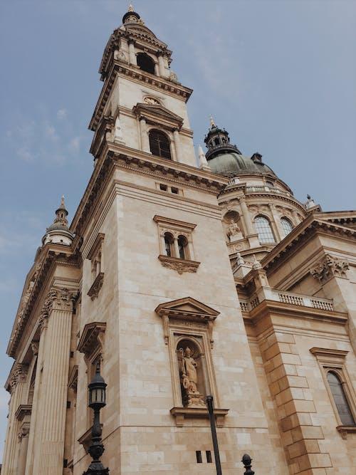 Free stock photo of budapest, st stephen s basilica