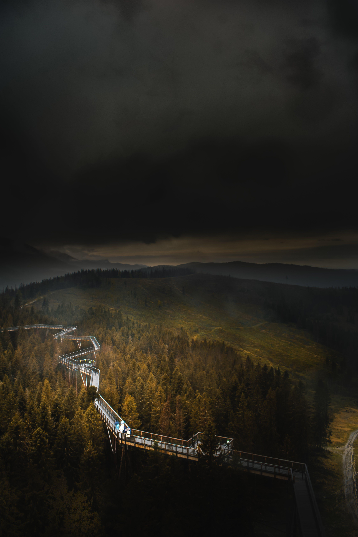 Základová fotografie zdarma na téma fotografie přírody, hora, krajina, les
