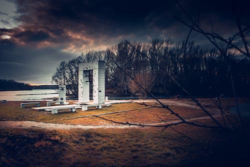 Free stock photo of 4k wallpaper, memorial, nature, sunset