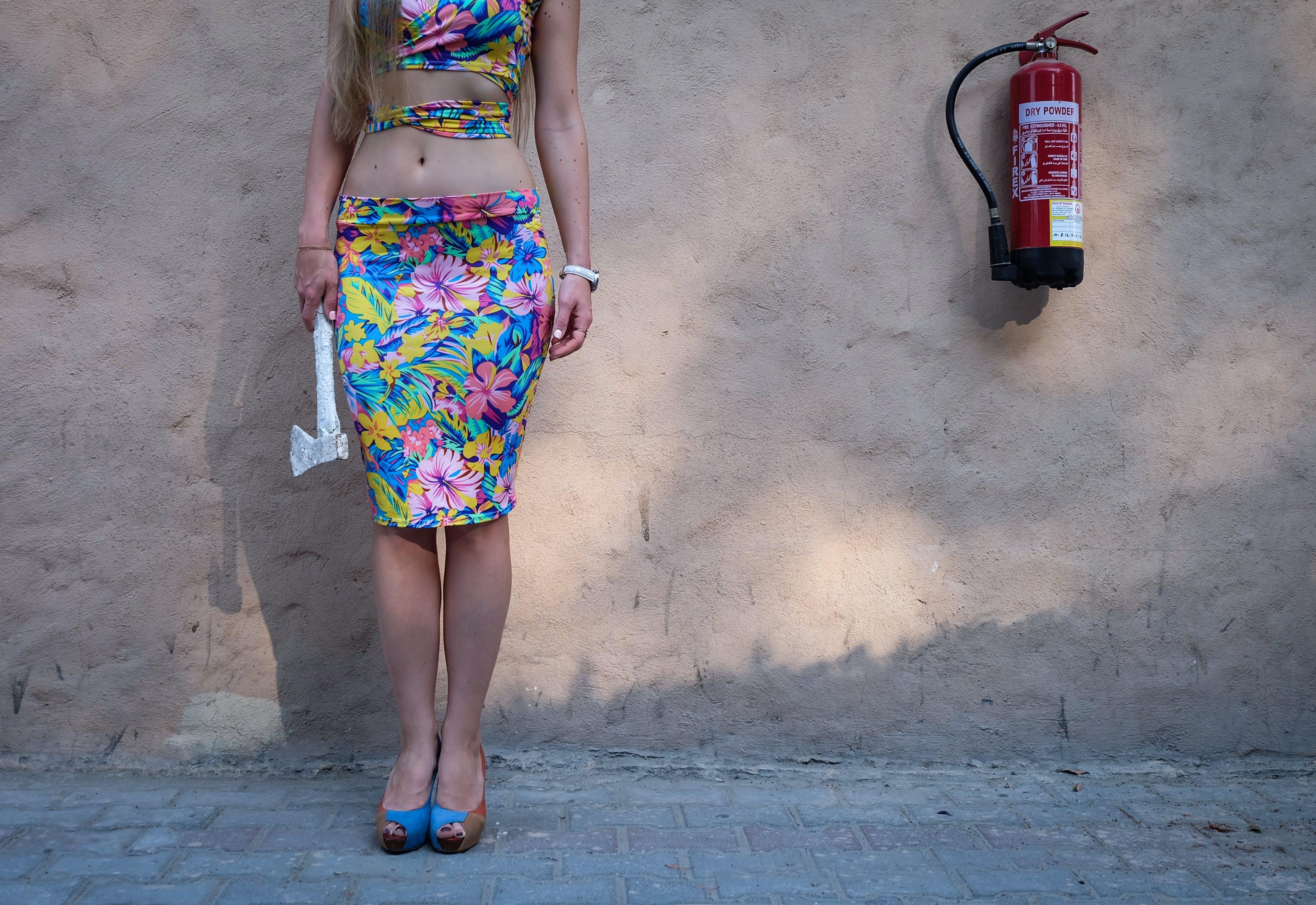 Δωρεάν στοκ φωτογραφιών με άνθρωπος, γυναίκα, μόδα, ντύνομαι