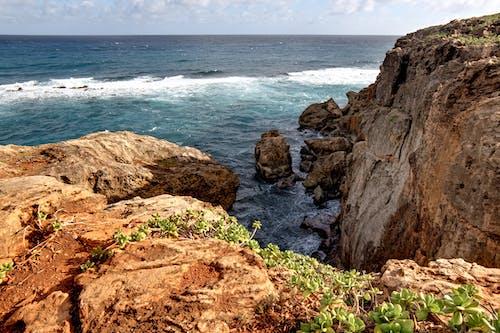 Ilmainen kuvapankkikuva tunnisteilla aallot, havaiji, hdr, jyrkänne
