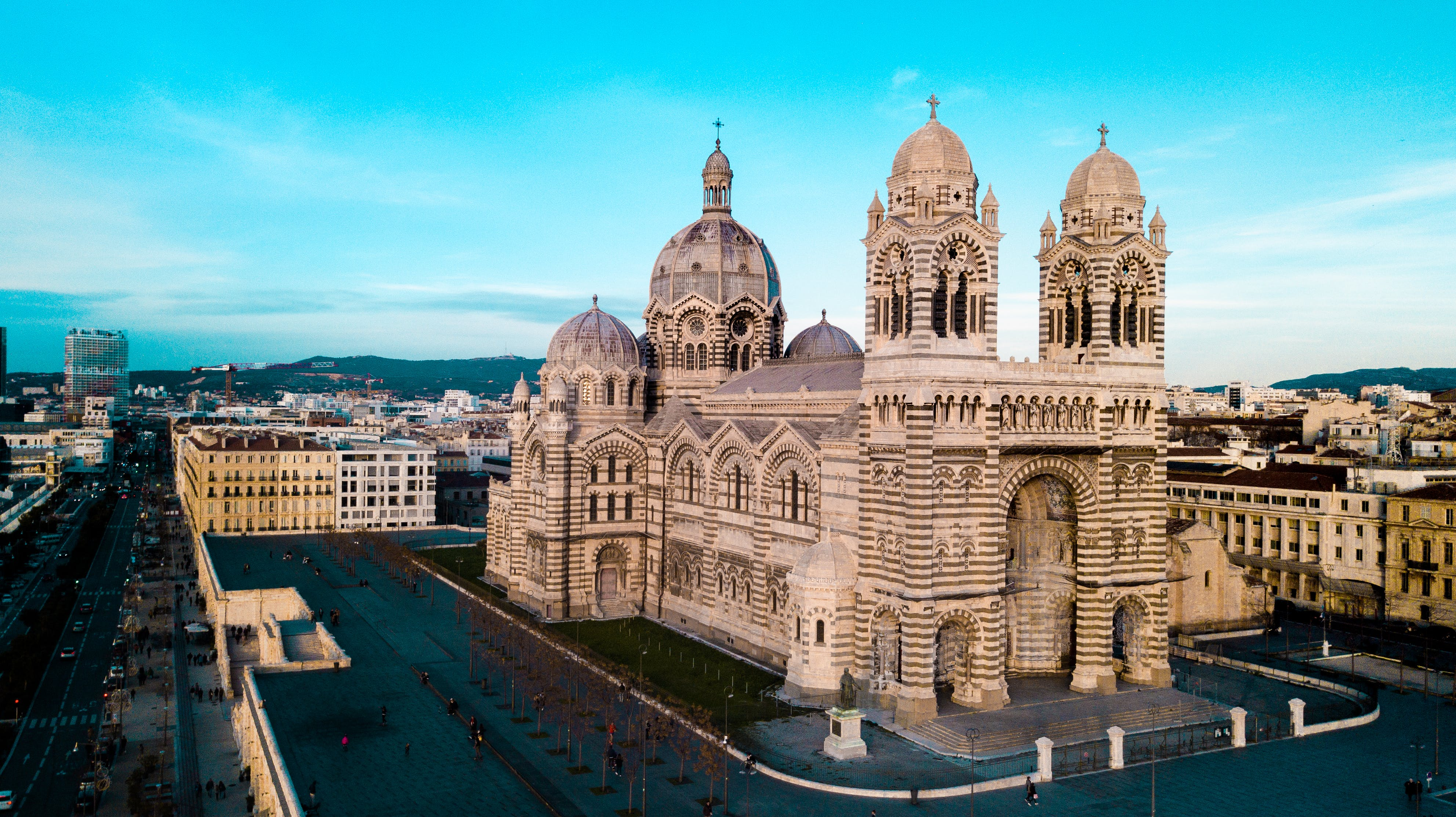 Free stock photo of france, marseille