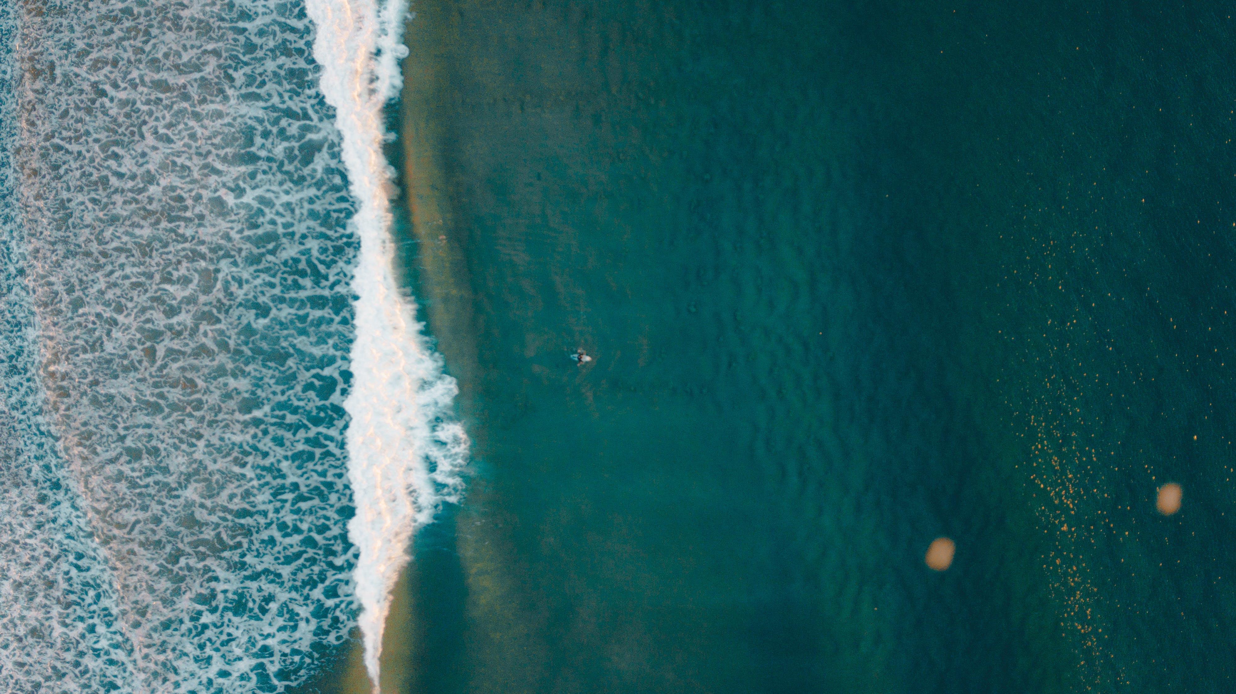 コスタデカパリカ, ポルトガル, 上から, 水の無料の写真素材