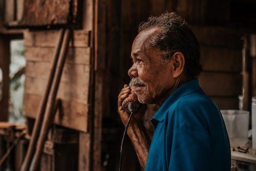 アジア人, アダルト, おとこ, お年寄りの無料の写真素材
