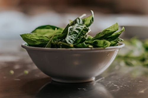 Easy Low Carb Spinach Salad Recipe
