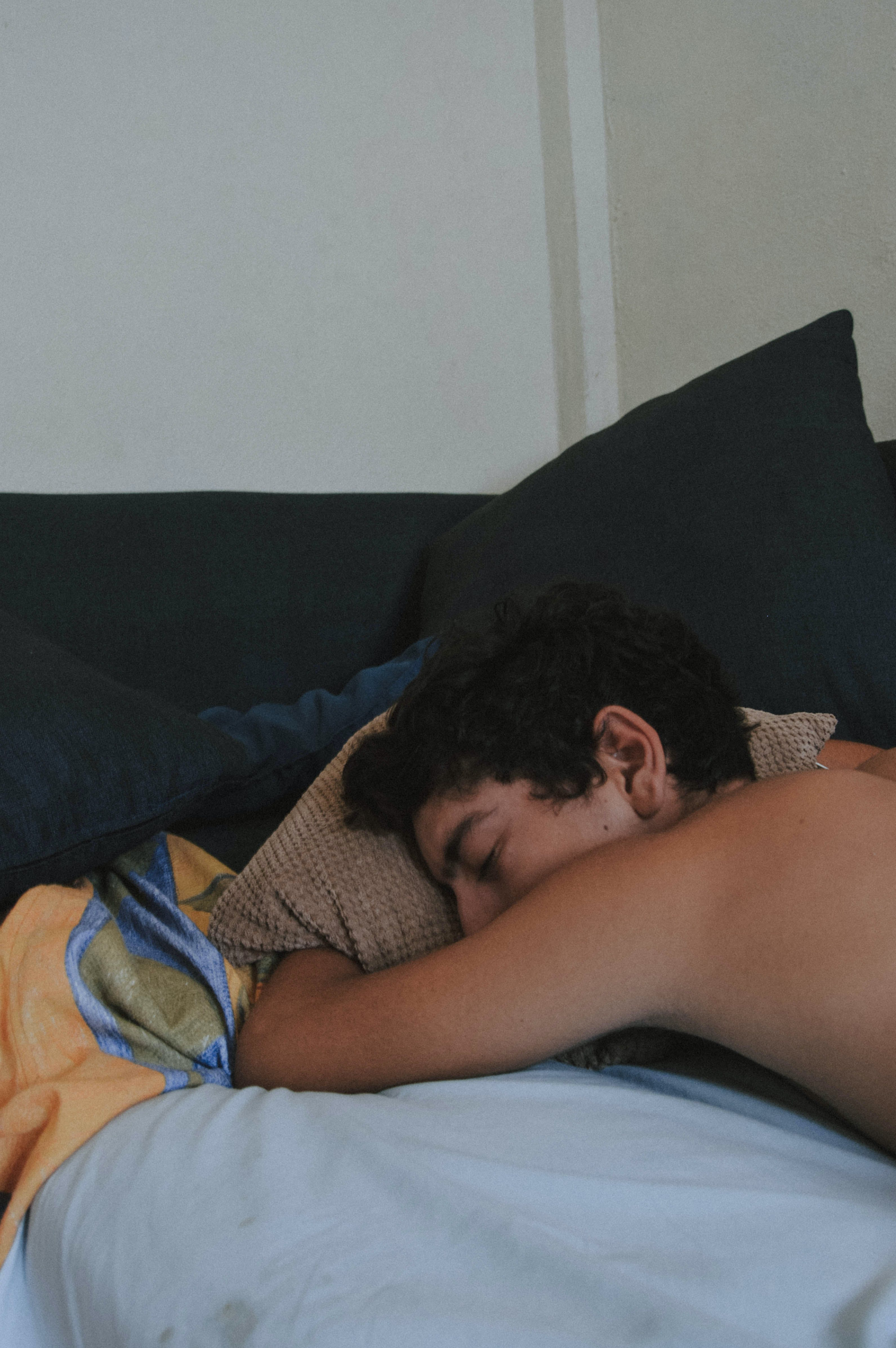 Free stock photo of bed, boy, break, dreams