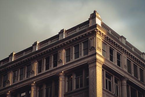 Бесплатное стоковое фото с архитектура, Архитектурный, здание, камень
