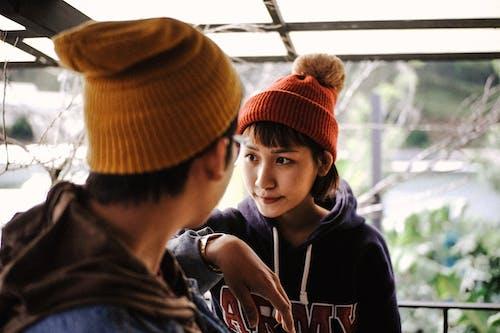 Kostenloses Stock Foto zu asiatisches paar, asien: menschen, fashion, frau
