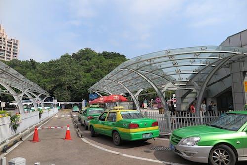 중국, 택시의 무료 스톡 사진