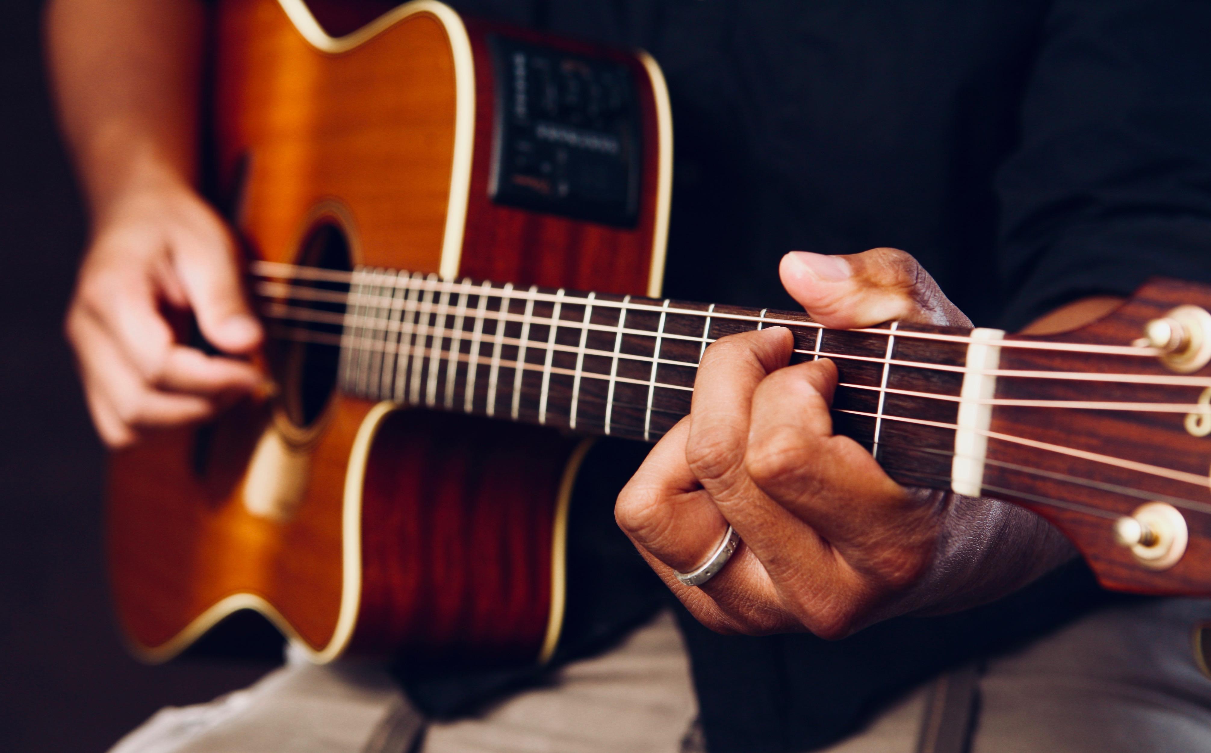 beautiful guitar photos · stock photos