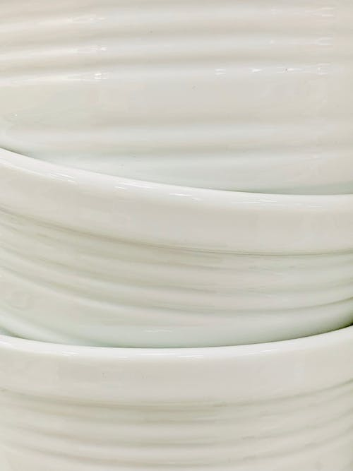 Free stock photo of close-up, dishes, white