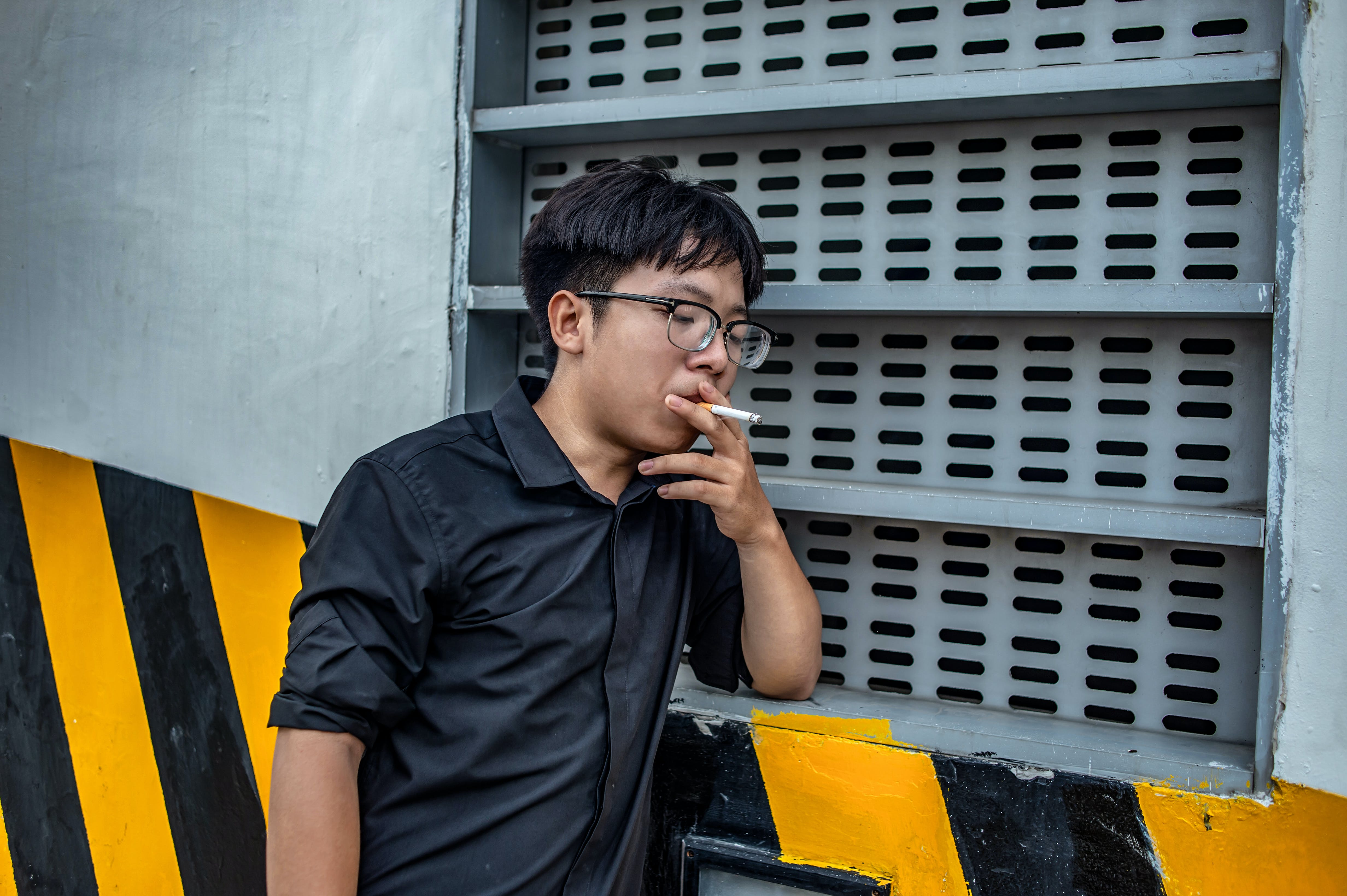 Free stock photo of #vietnamese, bad boy, nikon, smoke