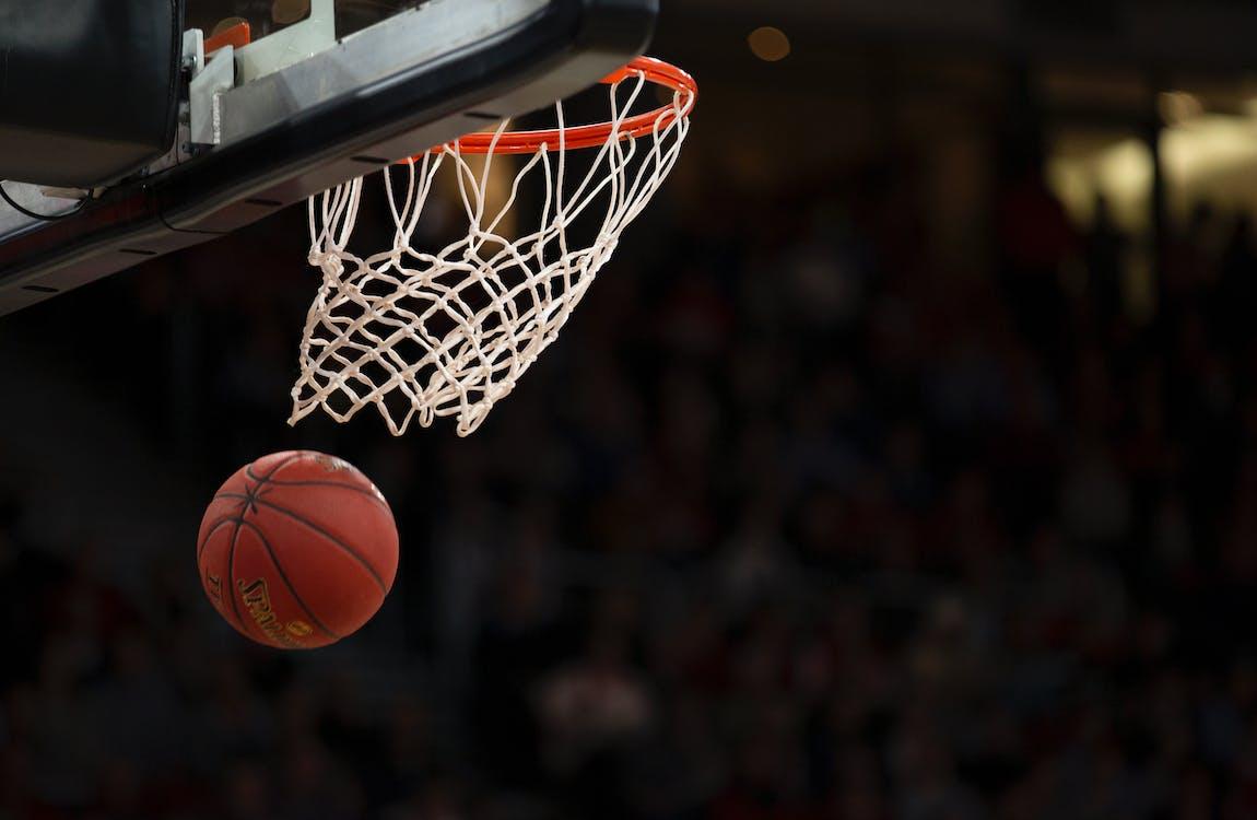 ball, basketball, basketball court