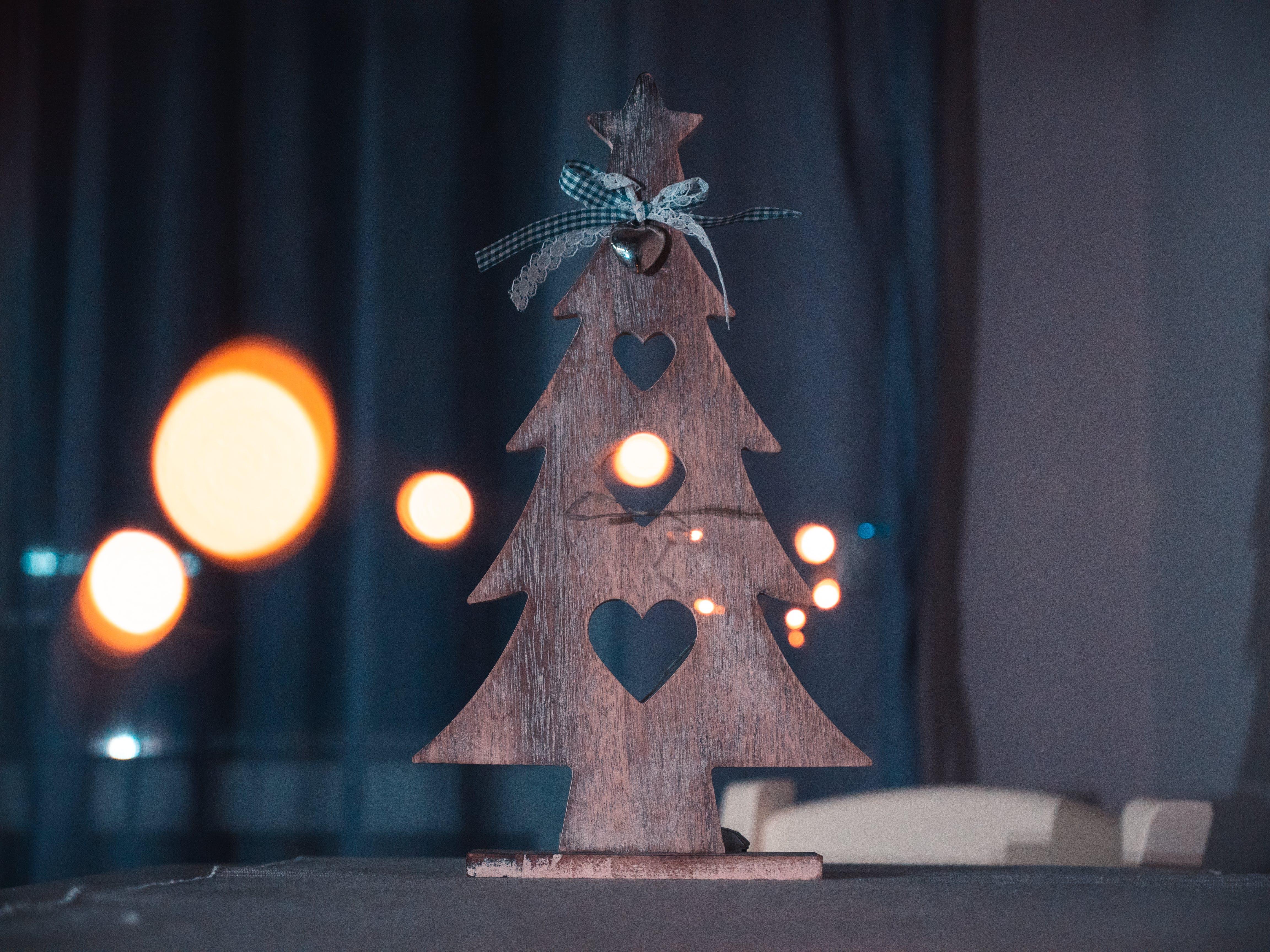 Free stock photo of bokeh, christmas, christmas decoration, christmas decorations