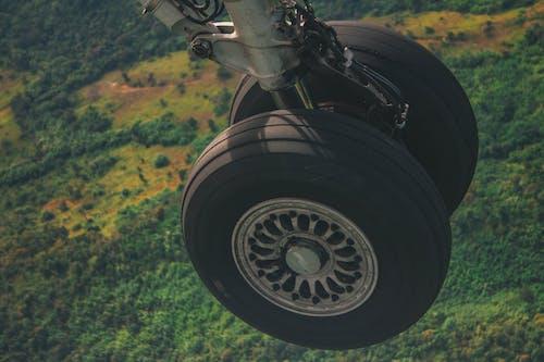 巨輪, 自然背景, 飛機 的 免費圖庫相片
