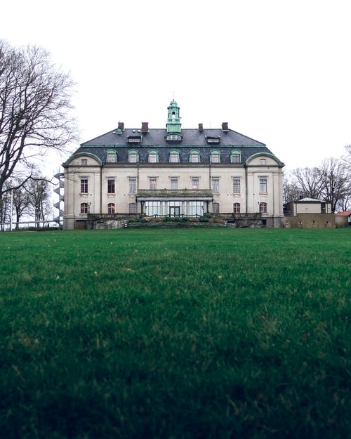 Základová fotografie zdarma na téma hrad, nemovitosti, örenäs, panství
