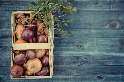Free stock photo of basket, carrots, fresh, harvest