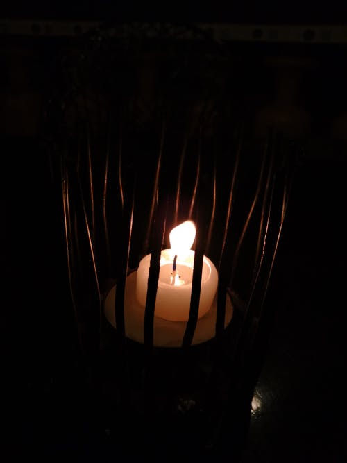 Foto stok gratis lilin